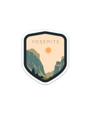 Yosemite 2 Sticker - Single (Vertical) front