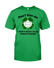 Coronavirish Classic T-Shirt front