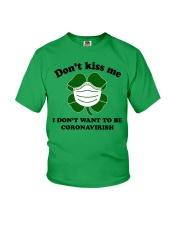 Coronavirish Youth T-Shirt thumbnail