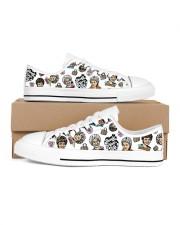 Golden Girls Shoes Women's Low Top White Shoes thumbnail