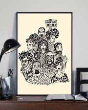 Black Lives Matter Poster 24x36 Poster lifestyle-poster-2