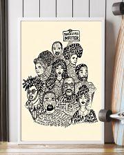 Black Lives Matter Poster 24x36 Poster lifestyle-poster-4