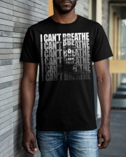 I Can't Breathe Classic T-Shirt apparel-classic-tshirt-lifestyle-front-40