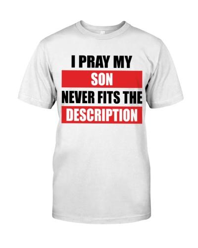 I Pray My Son