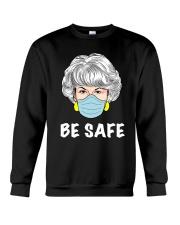 Be Safe GG Crewneck Sweatshirt thumbnail