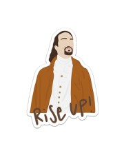 Rise Up Sticker Sticker - Single (Vertical) front