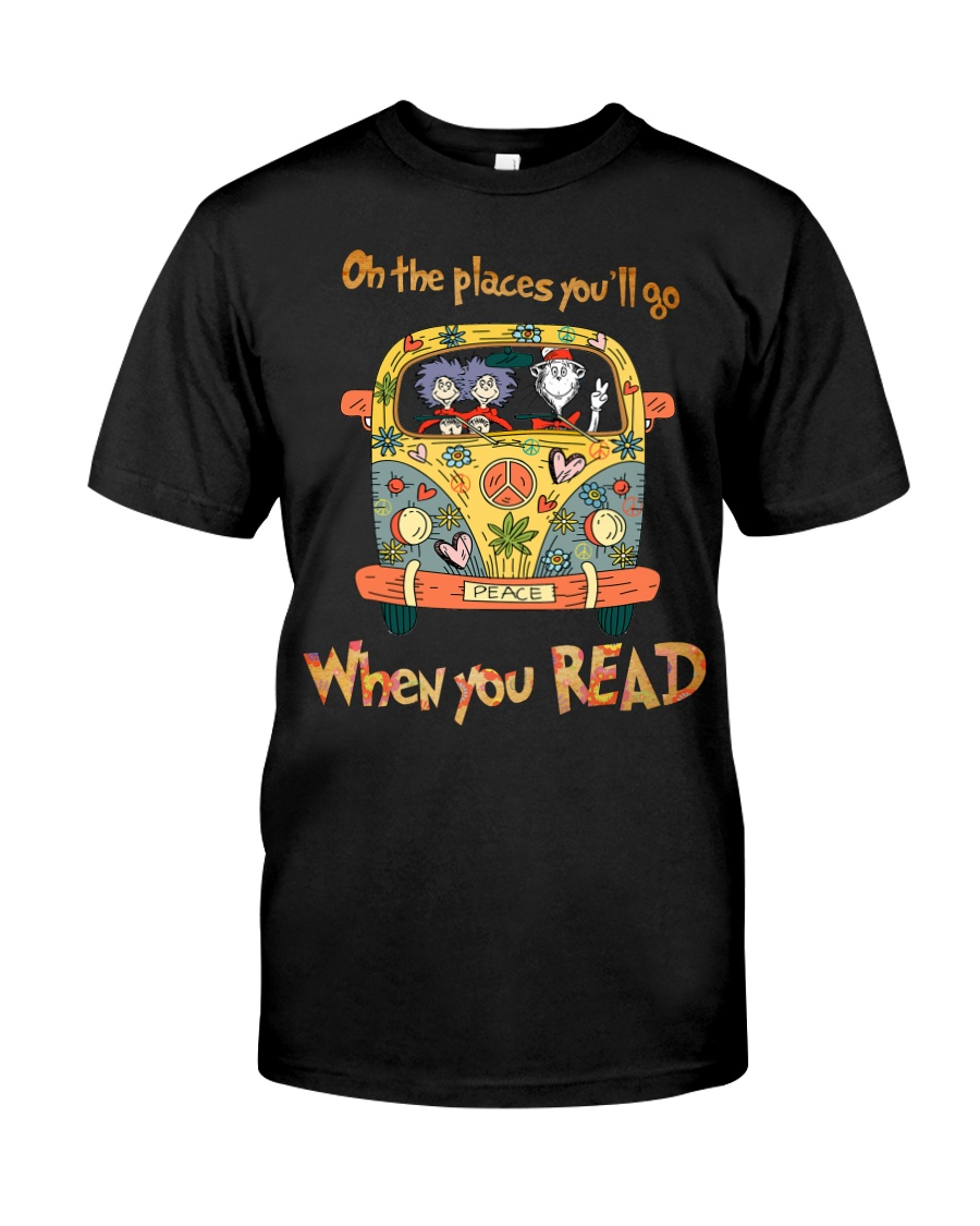 The Places You'll Go Classic T-Shirt