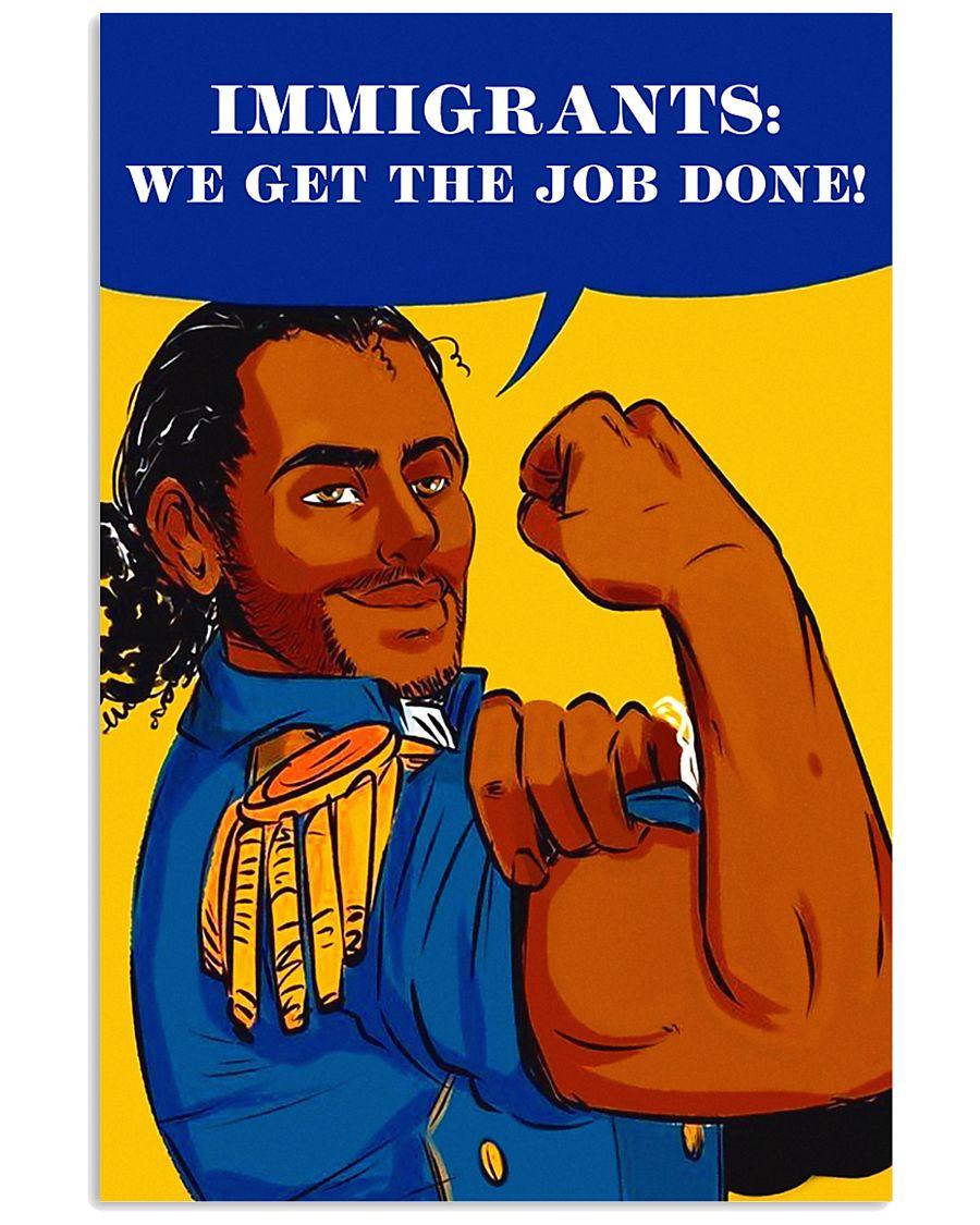 Immigrants 11x17 Poster