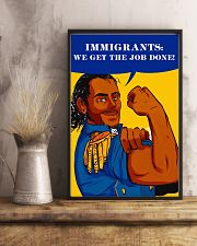 Immigrants 11x17 Poster lifestyle-poster-3
