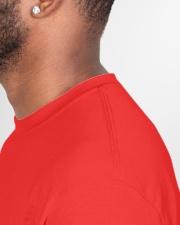 Dasher Dancer Classic T-Shirt garment-tshirt-unisex-detail-right-sewing-01