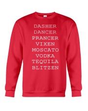 Dasher Dancer Crewneck Sweatshirt thumbnail