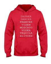 Dasher Dancer Hooded Sweatshirt thumbnail