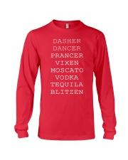 Dasher Dancer Long Sleeve Tee thumbnail