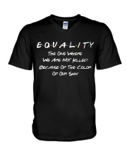 Equality Our Skin V-Neck T-Shirt thumbnail