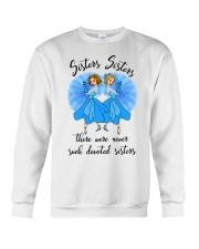 Sisters Sisters Crewneck Sweatshirt front