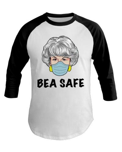 Bea Safe Baseball Tee