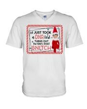 I'm 100 That Snitch V-Neck T-Shirt thumbnail