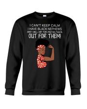 Out For Nephews Crewneck Sweatshirt thumbnail
