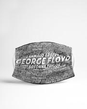 George Floyd Face Mask Cloth face mask aos-face-mask-lifestyle-22