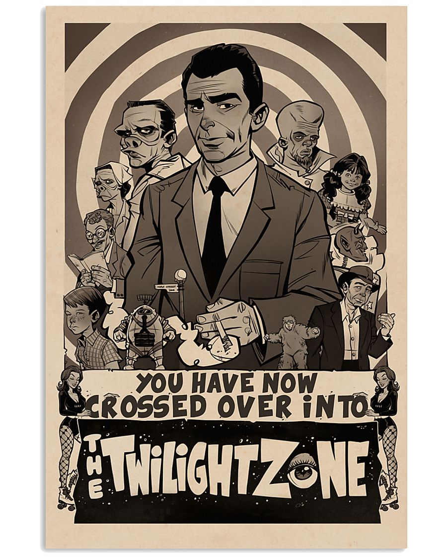 Twilight Zone Poster 11x17 Poster