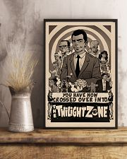 Twilight Zone Poster 11x17 Poster lifestyle-poster-3