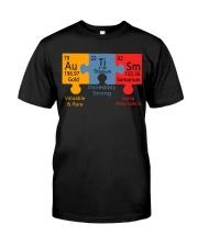Autism Classic T-Shirt front