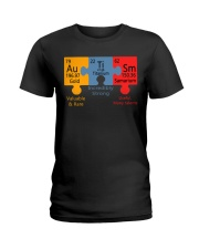 Autism Ladies T-Shirt thumbnail