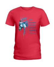 Crazy About Horses Ladies T-Shirt tile