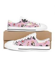 Schitt's Creek Women's Low Top White Shoes tile