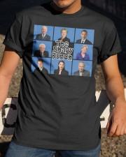 The Shady Bunch Classic T-Shirt apparel-classic-tshirt-lifestyle-28