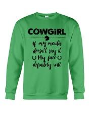 Cowgirl Crewneck Sweatshirt thumbnail