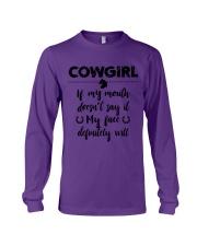 Cowgirl Long Sleeve Tee thumbnail