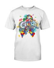 Crush Autism Classic T-Shirt thumbnail
