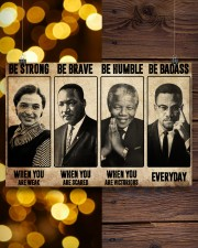 The Famous People Poster Canvas Prints White 24x16 Poster aos-poster-landscape-24x16-lifestyle-30