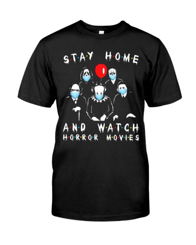 Stay Home - Watch Horror Movies