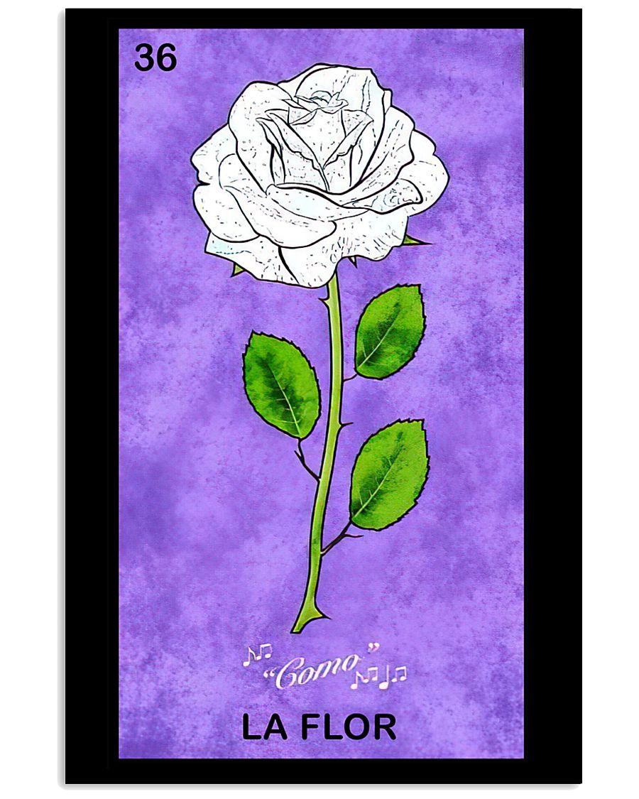 La Flor Poster 11x17 Poster