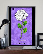 La Flor Poster 11x17 Poster lifestyle-poster-2