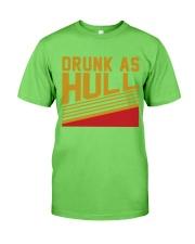 Drunk As Hull Classic T-Shirt tile