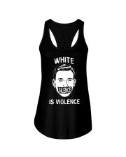 Silence Is Violence Ladies Flowy Tank tile