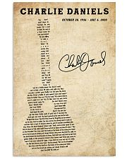 Charlie Daniels Poster 11x17 Poster front