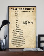 Charlie Daniels Poster 11x17 Poster lifestyle-poster-2