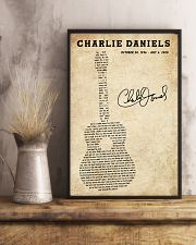 Charlie Daniels Poster 11x17 Poster lifestyle-poster-3