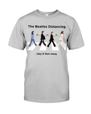 The Beatles Distancing Classic T-Shirt front