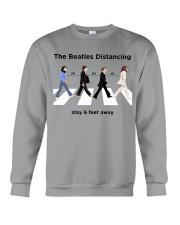 The Beatles Distancing Crewneck Sweatshirt thumbnail