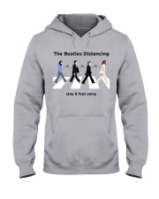 The Beatles Distancing Hooded Sweatshirt thumbnail