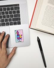 La Pinata Sticker Sticker - Single (Vertical) aos-sticker-single-vertical-lifestyle-front-12
