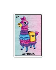 La Pinata Sticker Sticker - Single (Vertical) front