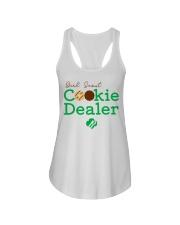 Girl Scout Cookie Dealer  Ladies Flowy Tank tile