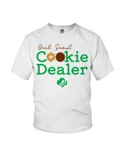 Girl Scout Cookie Dealer  Youth T-Shirt front
