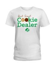 Girl Scout Cookie Dealer  Ladies T-Shirt tile